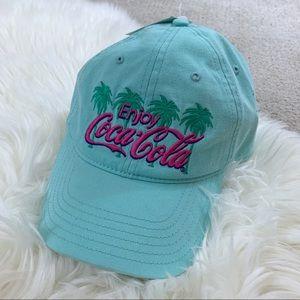 NWT Coca Cola Dad Hat